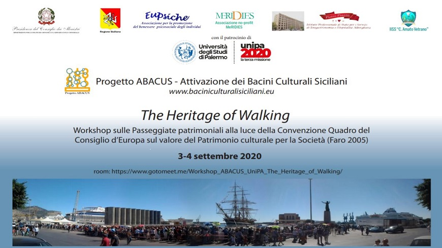 Palermo University orchestrates training seminar on heritage walks