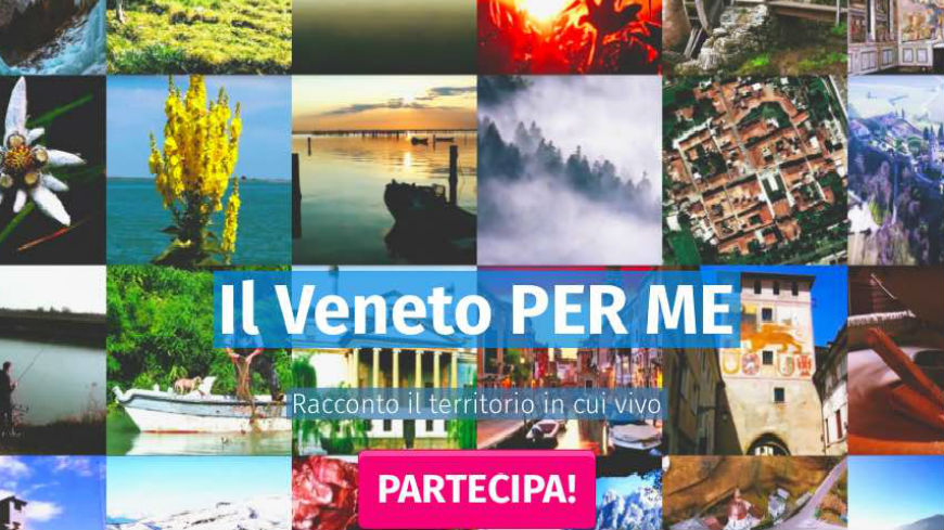 "2nd ""Veneto for me"" competition is announced"