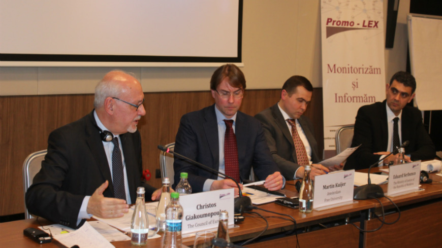 Enforcing Strasbourg Court's judgments concerning the Transnistrian region of the Republic of Moldova