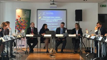 Round table on the mechanisms for the execution of the European Court of Human Rights judgments in relation to Serbia