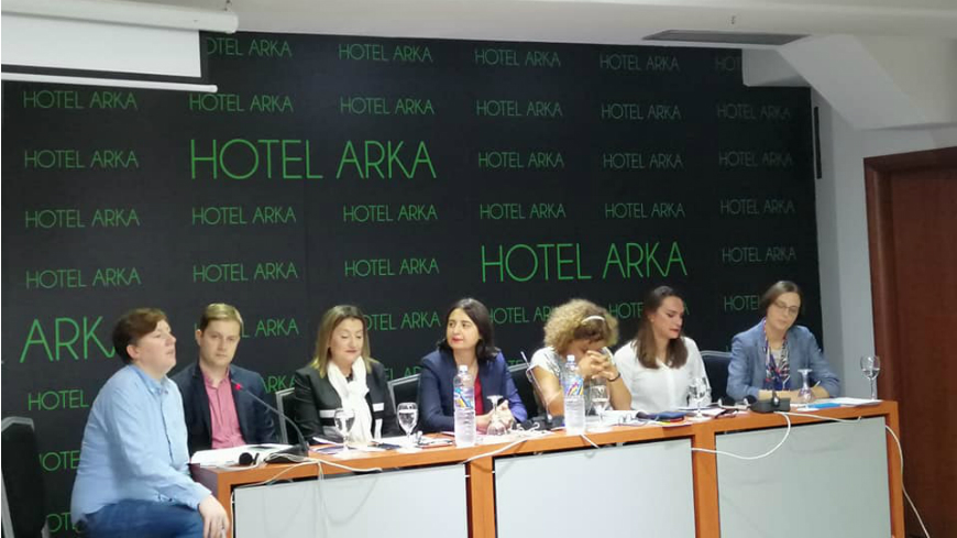 Public debate on legal gender recognition in Skopje