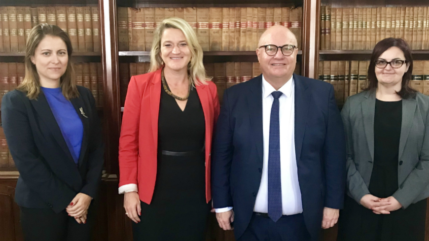 Mission to Malta reviews progress in execution of ECHR judgments