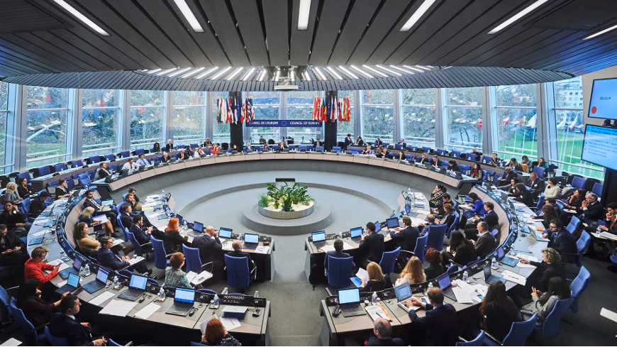 1318th meeting of the Committee of Ministers - Implementation of the European Court's judgments