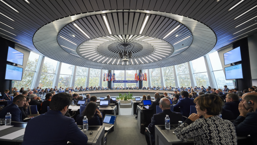 The Committee of Ministers will examine the implementation of judgments and decisions of the European Court - 1331st meeting (CMDH)