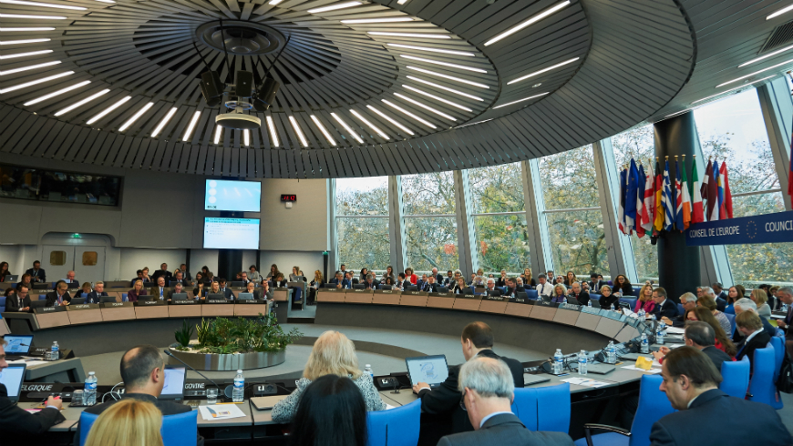 The Committee of Ministers reviews the implementation of the European Court of Human Rights' judgments