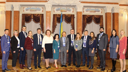 Ukraine: enhancing synergies and capacities of national stakeholders to improve the execution of ECHR judgments