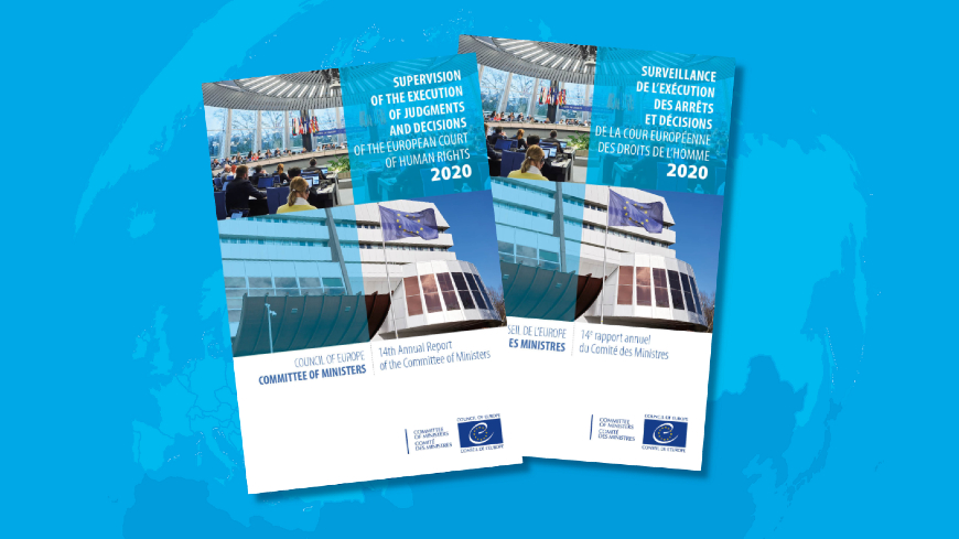 Implementing ECHR judgments: Annual Report 2020