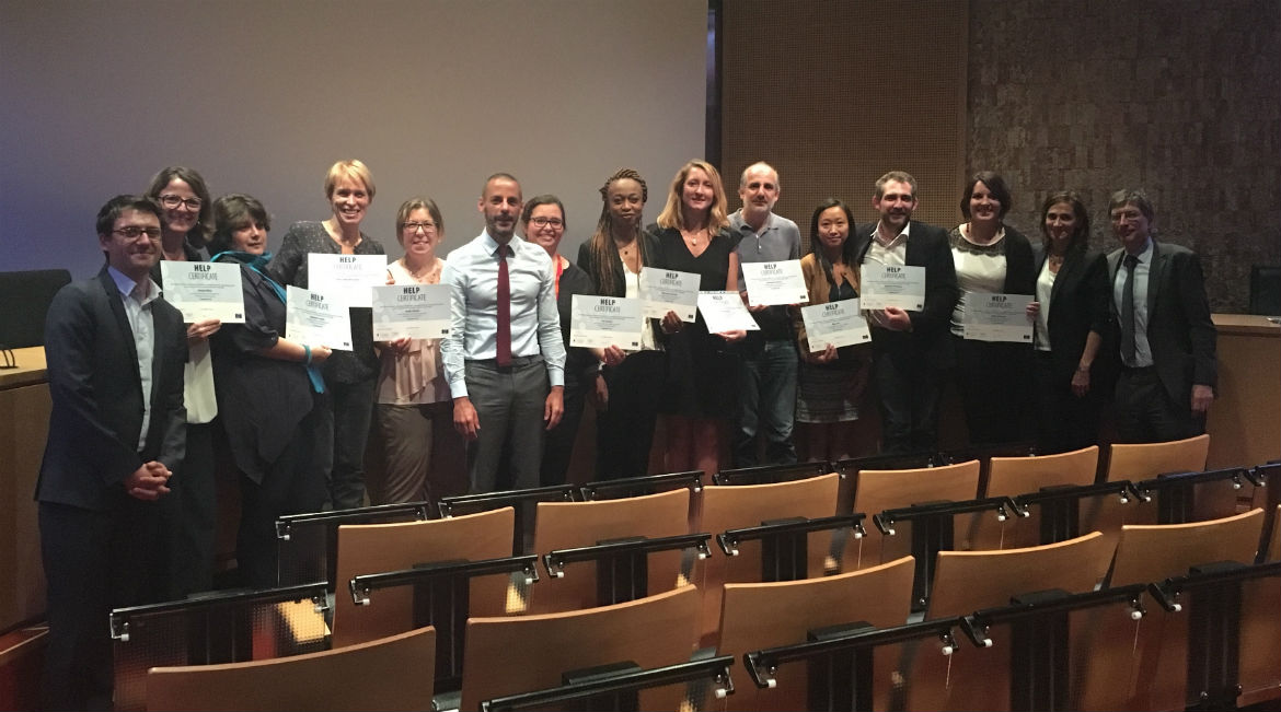 Succesful Completion of the HELP/UNHCR course on the European Convention on Human Rights and Asylum
