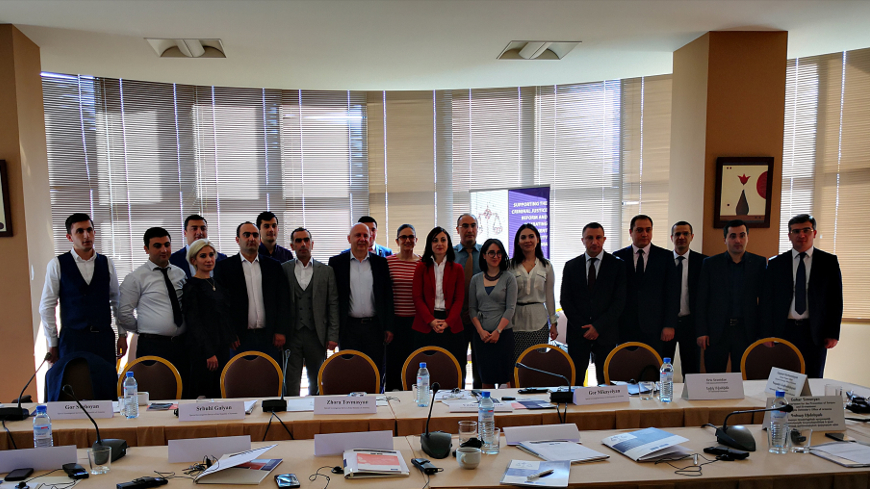 The Council of Europe HELP course on Prohibition of Ill-treatment launched for Armenian investigators and prosecutors