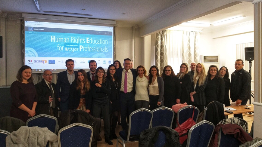 Refugee and Migrant Children course launch in Greece