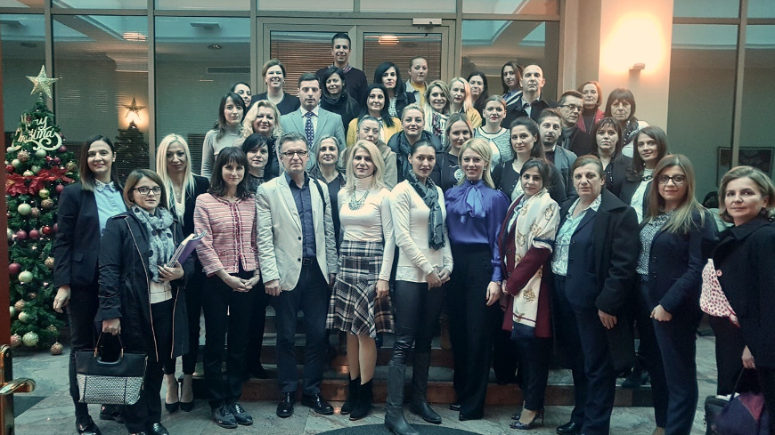 Macedonian lawyers to be trained to better protect victims of Violence Against Women and Domestic Violence
