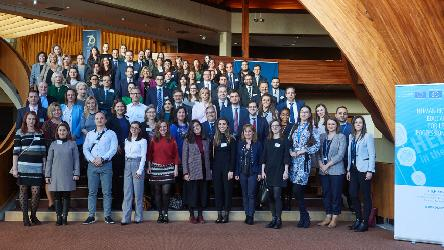 """HELP in the EU"" cross border launch of the course Key Human Rights Principles in Biomedicine"