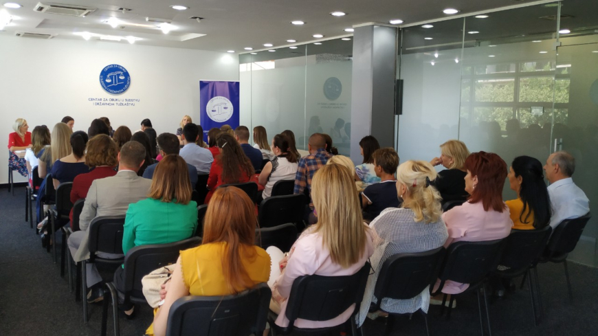 Montenegrin judges and prosecutors successfully completed the HELP course on Child-friendly justice