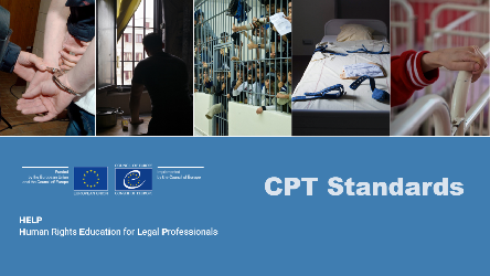 New online course on CPT Standards published on the HELP online platform