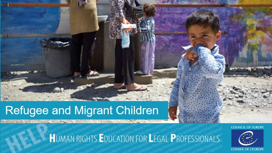 Open for registration: launch of HELP tutored course on Refugee and Migrant Children in the United Kingdom