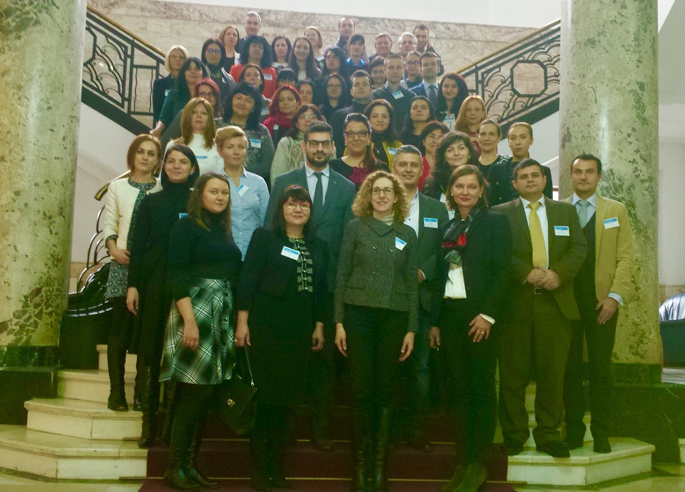 Increasing Romanian legal professionals' capacities on data protection: 'HELP in the 28' course