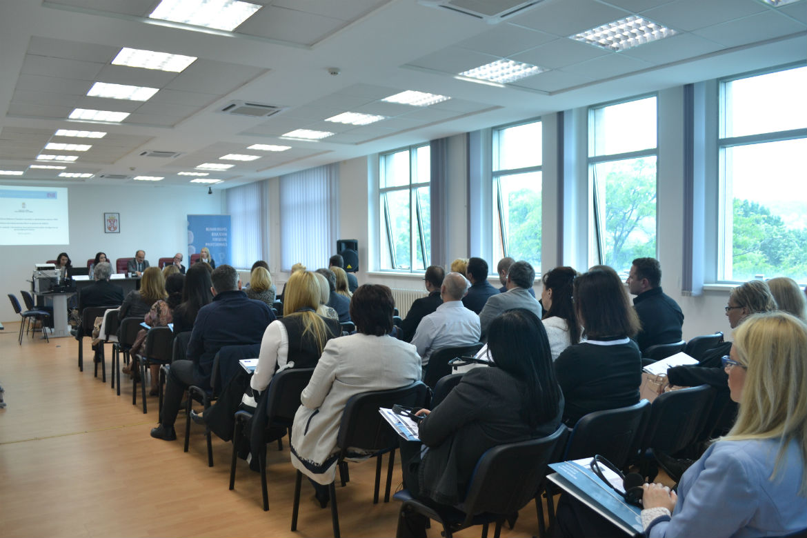 HELP Course on Alternatives to Detention Kick off in Serbia