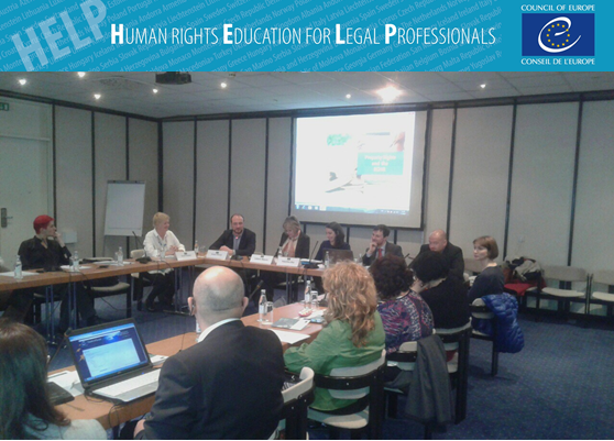 First Regional Launch of the HELP course on Property Rights for judges of Bosnia and Herzegovina, Montenegro and Serbia