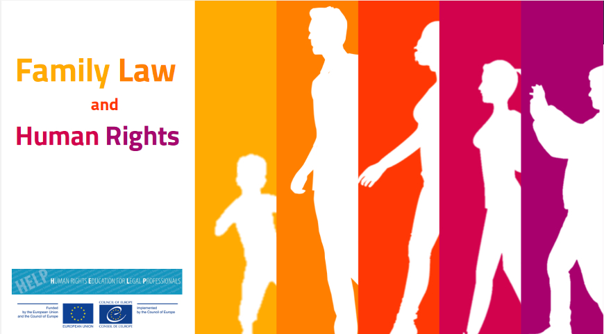 Family Law and Human Rights - new course available on the HELP online platform