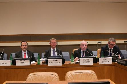"CAHDI Side-Event during UNGA Sixth Committee: ""The CAHDI Contribution to the International Law Practice"""