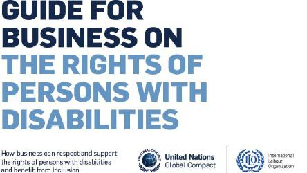 Business and the Rights of Persons with Disabilities