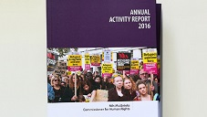Commissioner for Human Rights annual report 2016