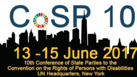 10th Session of the Conference of States Parties to the UN CRPD (COSP)