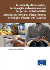 A study on Accessibility of Information, Technologies and Communication for Persons with Disabilities