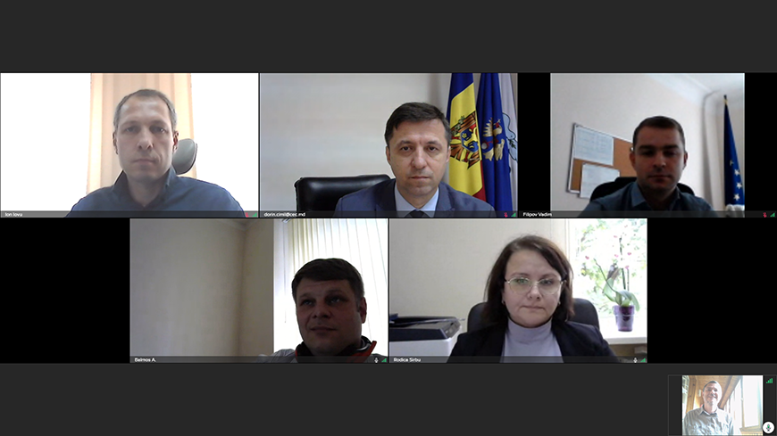 Easier, faster and more reliable electoral management in the Republic of Moldova