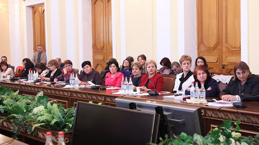 How women's political empowerment can be supported in Armenia?