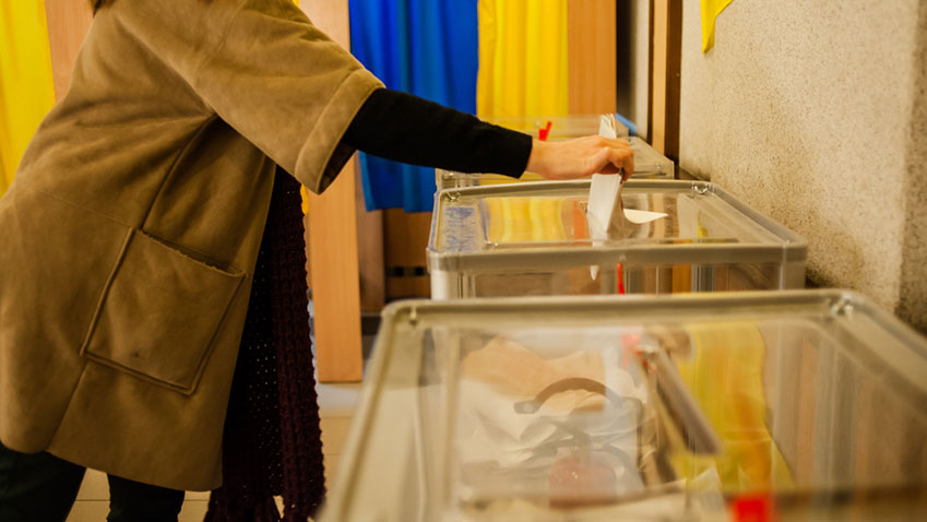 Draft legislation to enhance accountability for electoral violations was submitted to the Ukrainian parliament for consideration