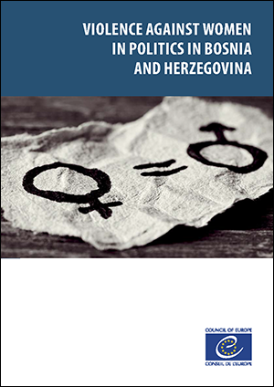 Violence against women in politics in Bosnia and Herzegovina