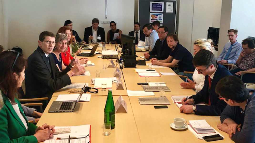 Greta Visits Austria As Part Of The Third Evaluation Round