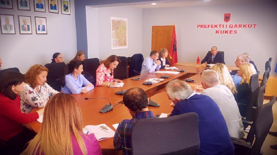 GRETA visits Albania as part of the third evaluation round
