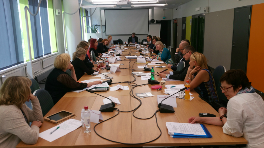Round-table to support anti-trafficking efforts in Finland