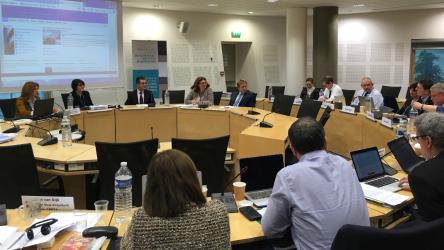 GRETA holds its 33rd meeting