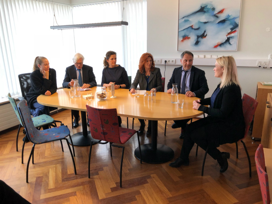 GRETA carries out its second evaluation visit to Iceland