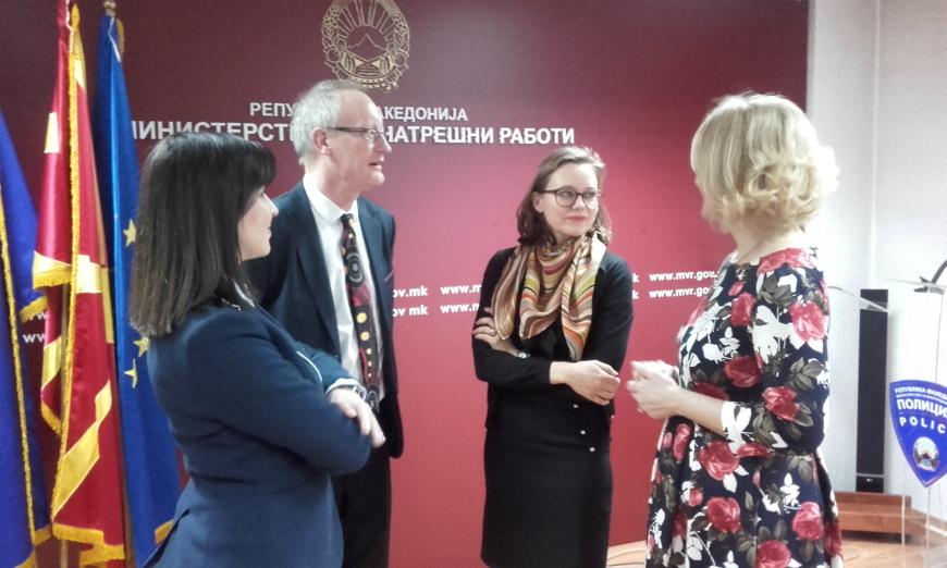 Gretas Second Evaluation Visit To The Former Yugoslav