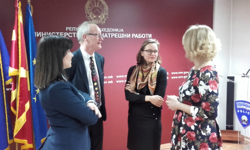 "GRETA's second evaluation visit to ""the former Yugoslav Republic of Macedonia"""