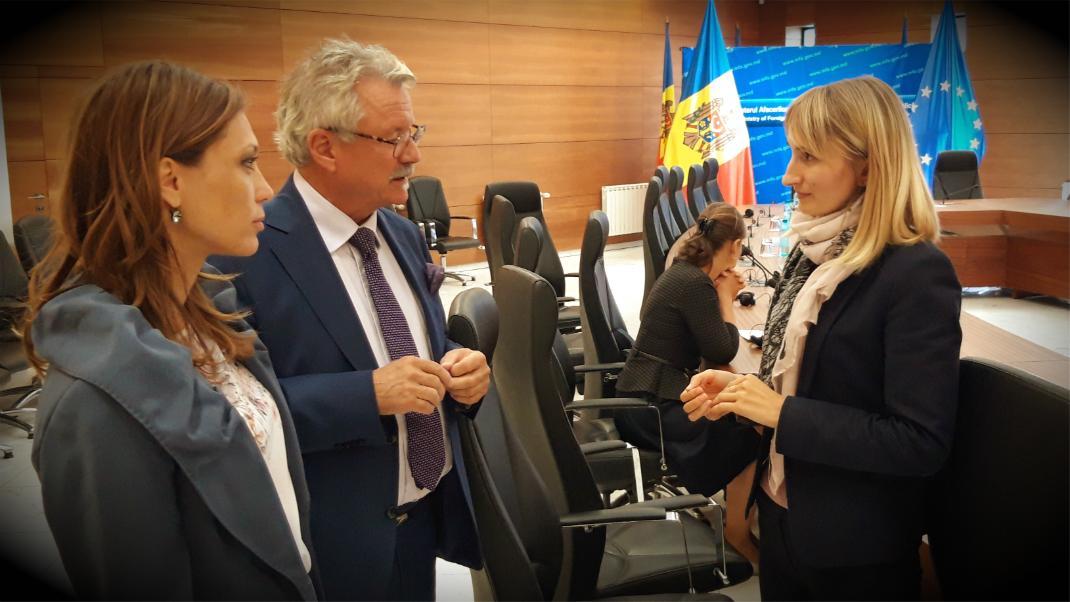 Visite du GRETA en République de Moldova dans le cadre du troisième cycle d'évaluation