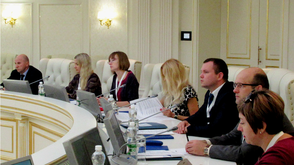GRETA's report and recommendations concerning Belarus discussed at a round-table in Minsk