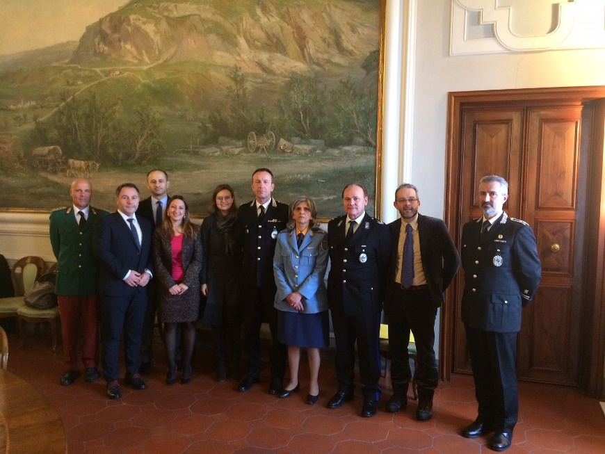 GRETA second evaluation round visit to San Marino
