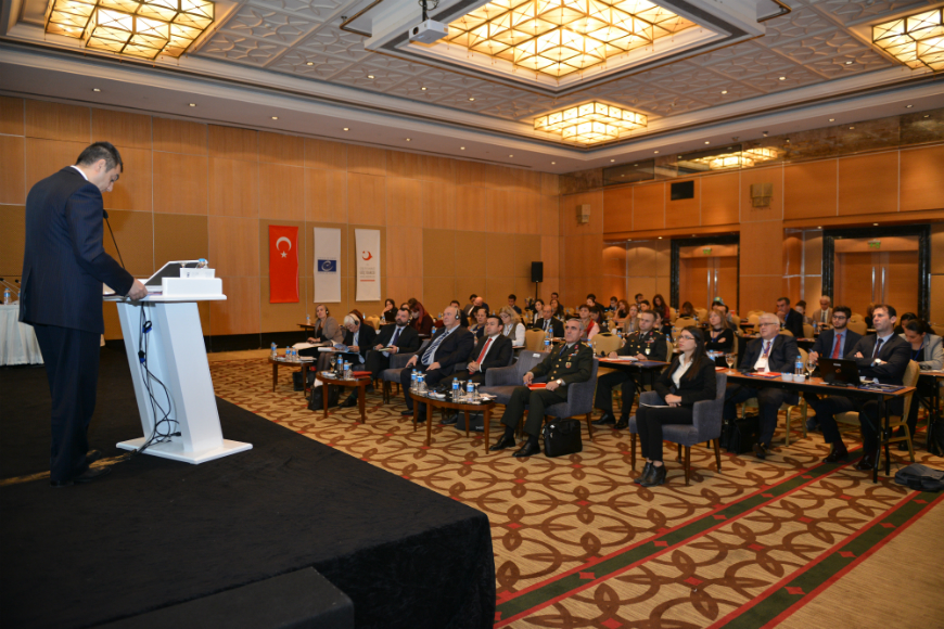 Conference on the Anti-trafficking Convention in Ankara