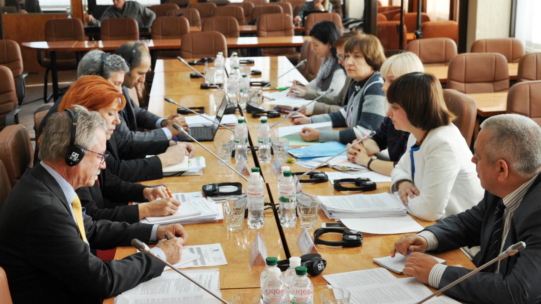 Deuxième visite d'évaluation du GRETA en Ukraine