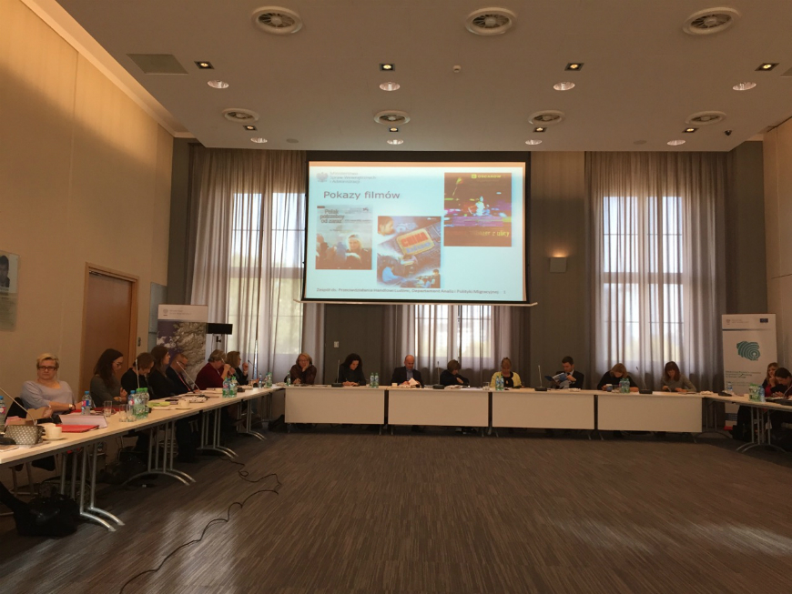 Engaging businesses in combating trafficking in human beings for labour exploitation in Poland