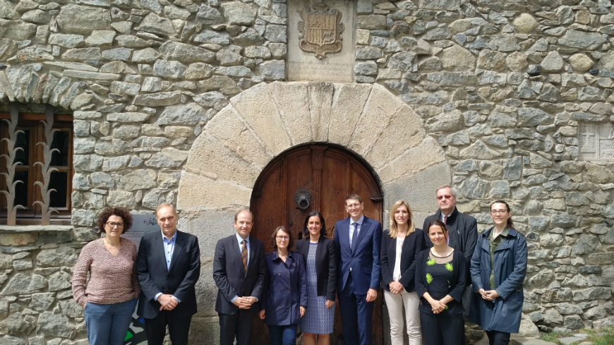 GRETA's second evaluation visit to Andorra