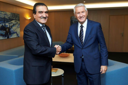 Secretary General of the Council of Europe  meets with Ambassador of Tajikistan