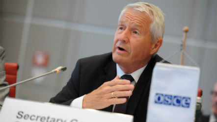 Council of Europe's Secretary General addresses the OSCE Permanent Council