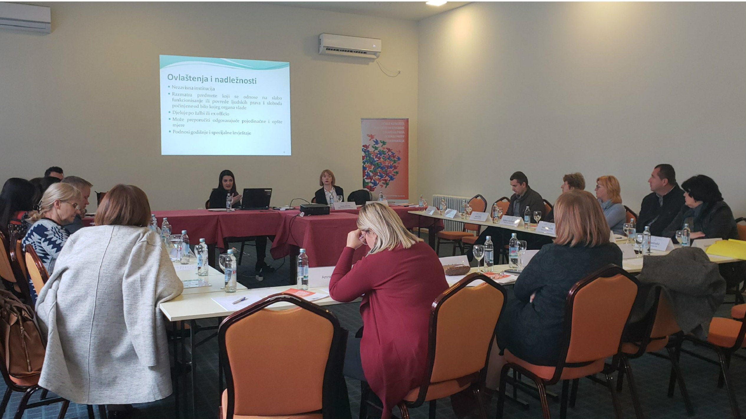 Eighth co-ordination meeting between the Ombudsman