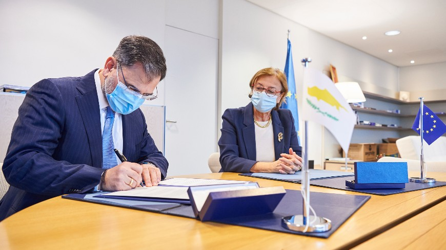 Cyprus signs the Faro Convention
